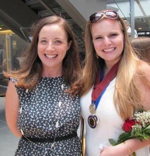 Olivia Pearc Grad 2016